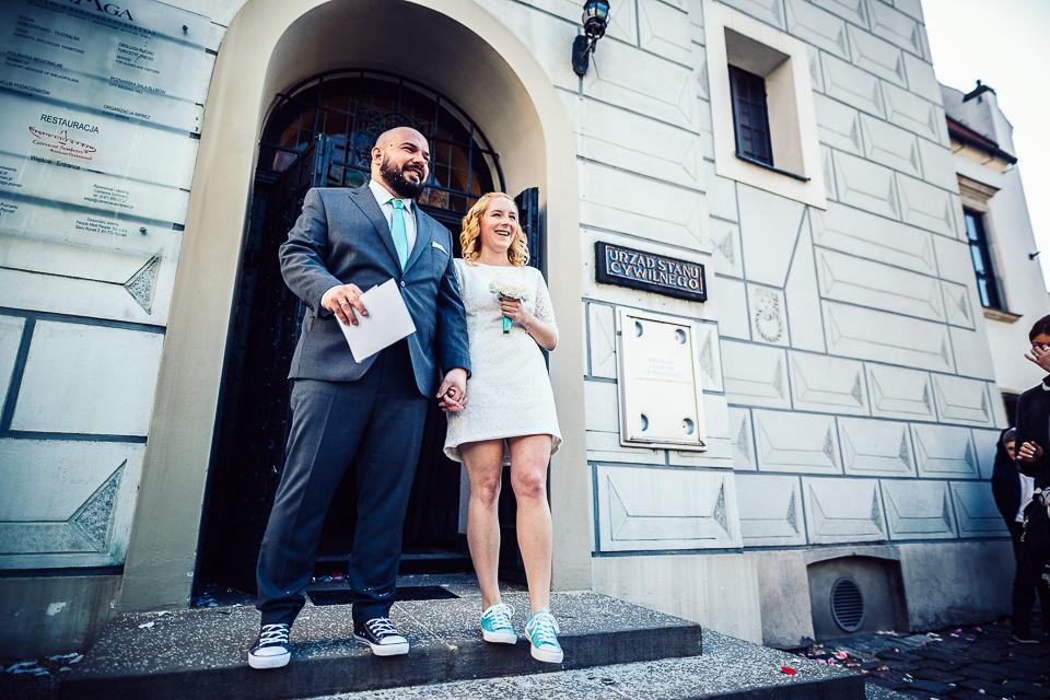 Fotograf ślubny z Poznania